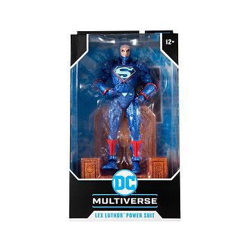 Lex Luthor, Blue Power Suit