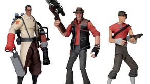 NECA Team Fortress 2 Series 4 figures for release October 2018