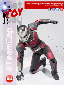 014 Action Figure Sat-TOY-day News, 27th February 2016