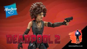Review : Marvel Legends Domino, Deadpool 2