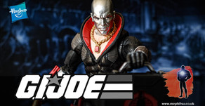 Review : GI Joe Classified Series Destro