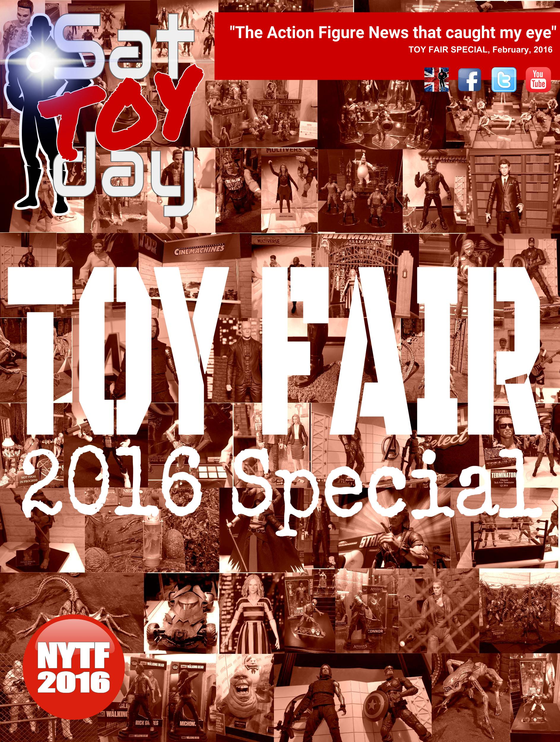 013a TOY FAIR SPECIAL Action Figure Sat-TOY-day News, February 2016