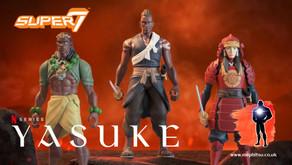 Super7 Yasuke 6-inch SuperVinyl figures