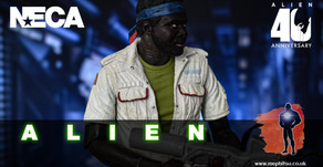 Review : NECA Parker Alien 40th Anniversary
