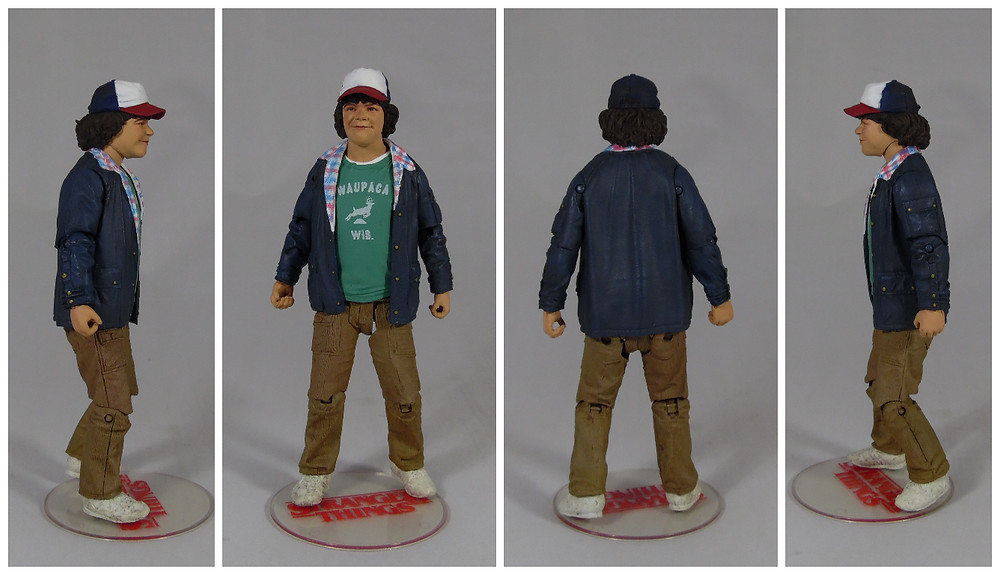 Review of the McFarlane Toys Stranger Things Netflix Action Figure, Dustin