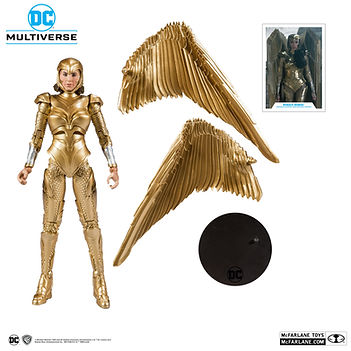 Wonder Woman Golden Armour