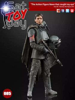 085 Action Figure Sat-TOY-day News, 18th