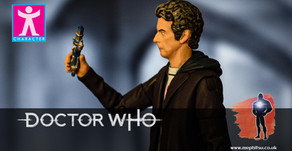 Review : The 12th Doctor (Checked Trousers), Doctor Who