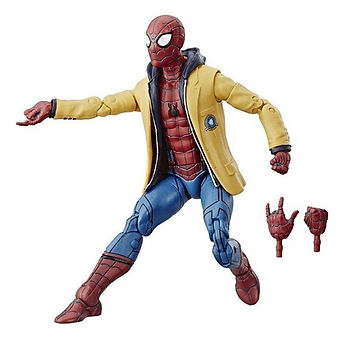 Spider-Man, Yellow Blazer