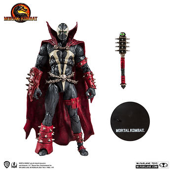 Spawn, with Mace