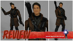 Review : Malcolm Merlyn, Arrow #12, DC Collectibles, 2016