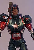 Marvel Select Action Figure Iron Patriot