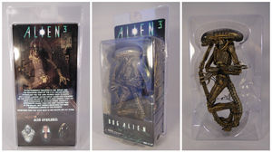 Review : Dog Alien, Series 8 Alien 3 (NECA)