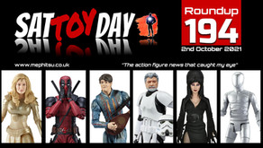 SatTOYday Action Figure News Roundup : Issue 194
