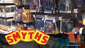 On The Peg : Fortnite, Star Wars and Aliens at Smyths Toy Superstores