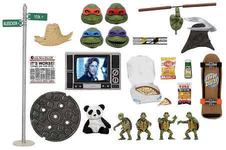 Turtles Accessory Set
