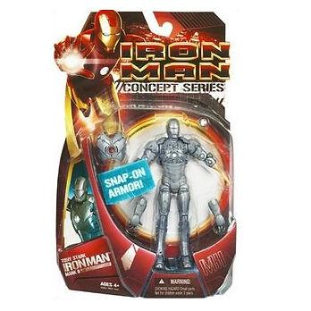 "Iron-Man Mk2 ""Snap On"" Armour"