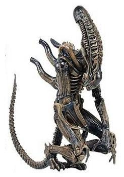 Alien Warrior, Brown