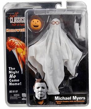 Michael Myers, Ghost Sheet