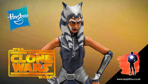 Review : Star Wars Black Series Ahsoka Tano, The Clone Wars