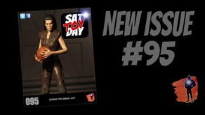 Sat-TOY-Day Action Figure News, Issue 95