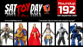 SatTOYday Action Figure News Roundup : Issue 192