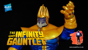 Review : Marvel Legends Deluxe Thanos, The Infinity Gauntlet
