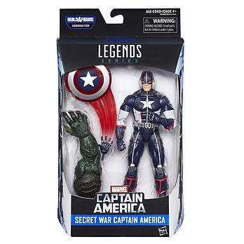 Secret War Captain America