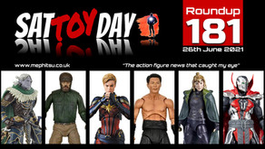 SatTOYday Action Figure News Roundup : Issue 181