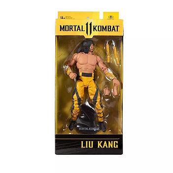 Liu Kang, Fighting Abbot Variant