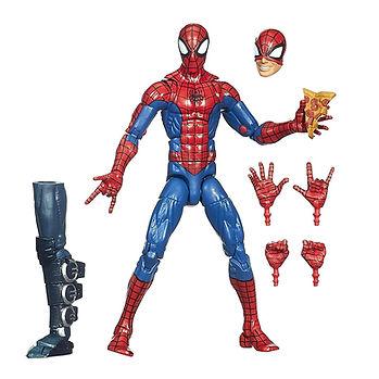 """""""Pizza"""" Spider-Man"""