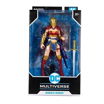 Wonder Woman (Helmet of Fate)