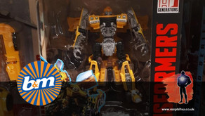 On The Pegs : Transformers Studio Series at £10 in B&M Bargains