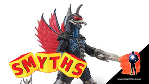 On The (Virtual) Pegs : Godzilla vs Kong product at Smyths Toy Superstores (spoilers)