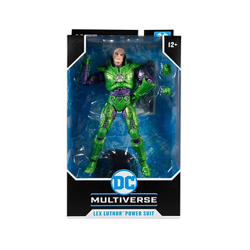 Lex Luthor, Green Power Suit