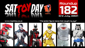 SatTOYday Action Figure News Roundup : Issue 182