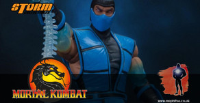 Storm Collectibles Mortal Kombat Video Game Event Exclusive Sub-Zero