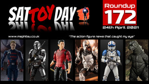 SatTOYday Action Figure News Roundup : Issue 172
