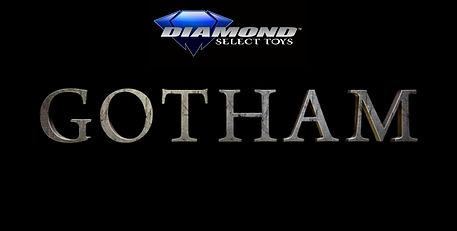 Diamond Select Toy Gotham