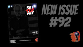 Sat-TOY-Day Action Figure News, Issue 92