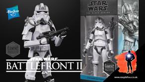 Star Wars Black Series Gaming Greats Rocket Trooper
