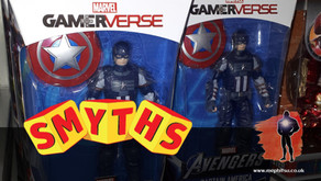 On The Pegs : Smyths Toys Superstore. Aliens, Transformers, Star Wars and Marvel