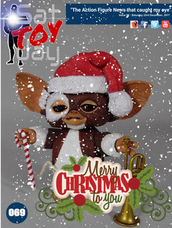 069 Action Figure Sat-TOY-day News, 23rd December 2017
