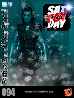 094 Action Figure Sat-TOY-day News, 29th