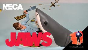 NECA Toony Terror Bruce the Shark and Quint