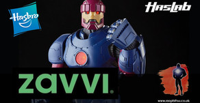 Marvel Legends HasLab Sentinel to be offered in the UK by Zavvi