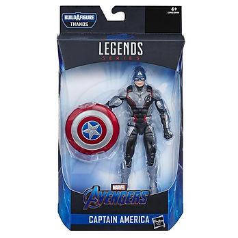 Captain America, Quantum Suit