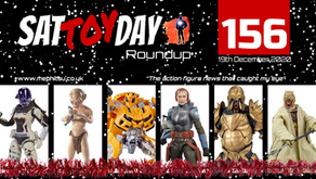 SatTOYday Roundup : Issue 156