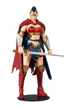 Wonder Woman, Last Knight on Earth