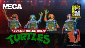 NECA Teenage Mutant Ninja Turtles Musical Mutagen Tour Pack Exclusive